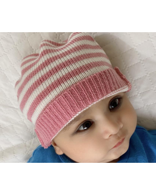 Newborn Baby Imported Knitted Winter Hat