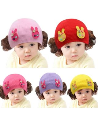 Wholesale Baby Boy/Girl Winter Knitted Caps for 6 months to 3 year old