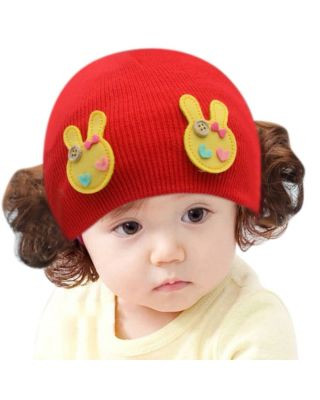 Baby Boy/Girl Winter Knitted Hat for 6M to 5 Year old