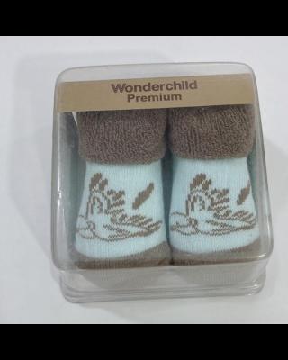 Newborn Infant Baby Unisex Winter Socks