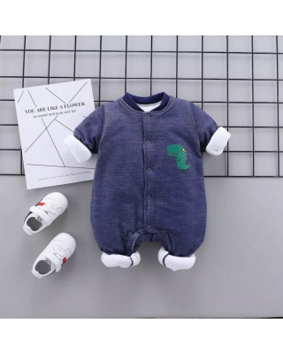 Little Kiddy Its Baby Boy Jumpsuit for Winter