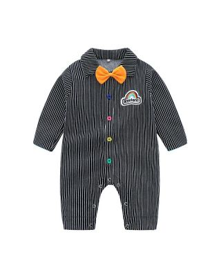 Rainbow Pattern Jumpsuit (6 - 18 Months)