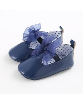 Baby Girl Pretty Bowknot Decor Birthday Party Wedding Shoes