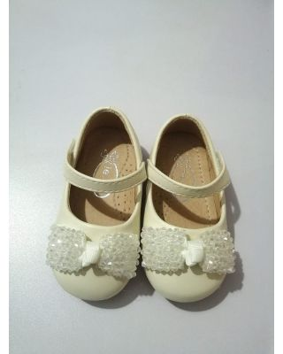 Baby Girl Formal White Shoes (1 Year-3.5 Years)
